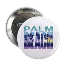 "Palm Beach 2.25"" Button"