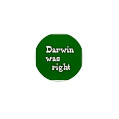 Pro-Darwin little button