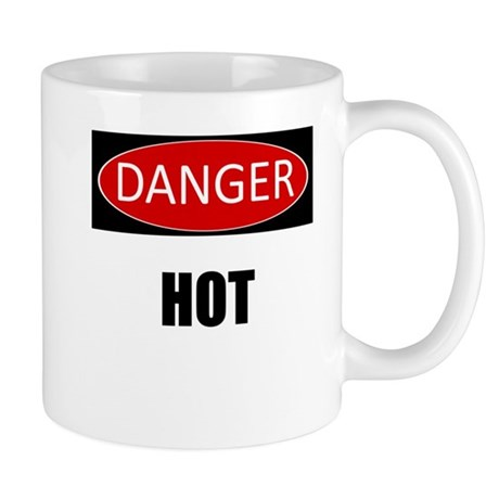 Danger: Hot Mug