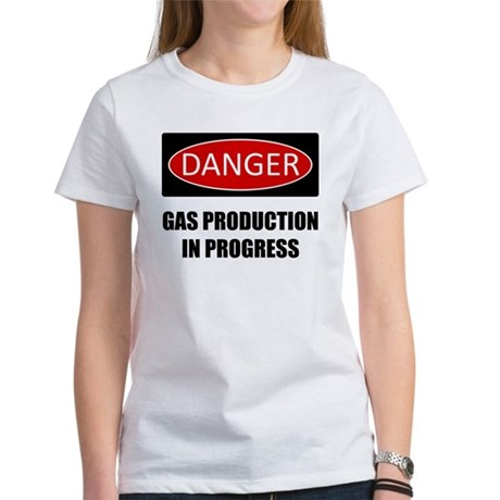 Danger: Gas Women's T-Shirt