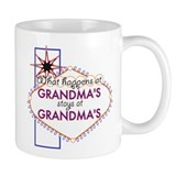 Grandma's House Small Mug