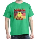 German Chick T-Shirt