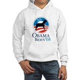 Dogs for Obama Jumper Hoody