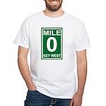Mile 0 Key West T-Shirt