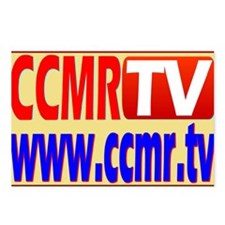 CCMR TV News Postcards (Package of 8)