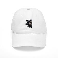 German Shepherd dog Schutzhund Baseball Cap