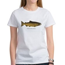 Chinook King Salmon Tee