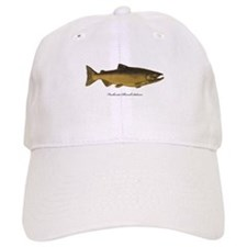 Chinook King Salmon Baseball Cap