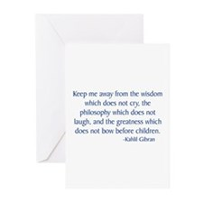 Gibran Greeting Cards (Pk of 10)