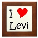 Cool Levi Framed Tile