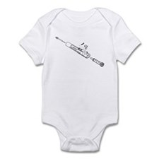 Bolt Carrier Infant Bodysuit