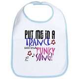 NEW KIDS ON THE BLOCK FAN_Get Funky Bib