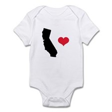 California Love Infant Bodysuit