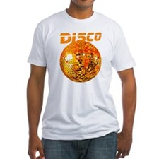 Orange Disco Ball Shirt