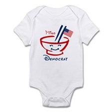 Miso Democrat Infant Bodysuit