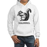Vintage Squirrel Jumper Hoody