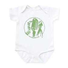KeysDAN Logo (Cactus) Infant Bodysuit