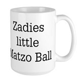 Zadies Matzo Ball Mug