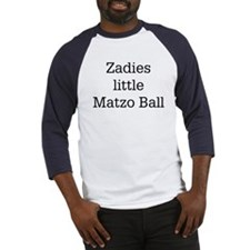 Zadies Matzo Ball Baseball Jersey