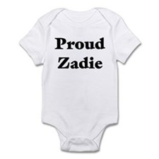 Proud Zadie Infant Bodysuit