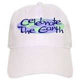 Celebrate The Earth Baseball Baseball Cap