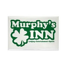 Murphy's INN Rectangle Magnet