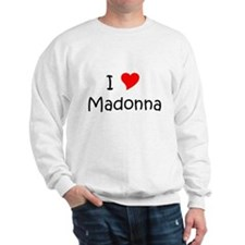 Cute Madonna Sweatshirt