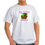 Sloth Geek T-Shirt