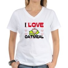 I Love Oatmeal Shirt