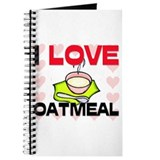 I Love Oatmeal Journal