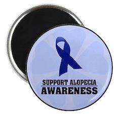 "Alopecia Awareness 2.25"" Magnet (10 pack)"
