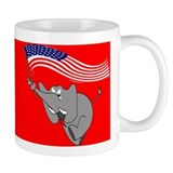 Republican Elephant Mug