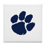 Unique Cougar Tile Coaster