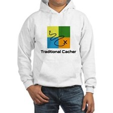 Traditional Cacher Hoodie