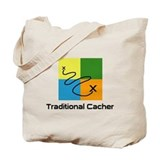 Traditional Cacher Tote Bag