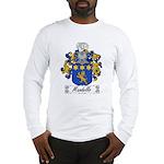 Mandello Family Crest Long Sleeve T-Shirt