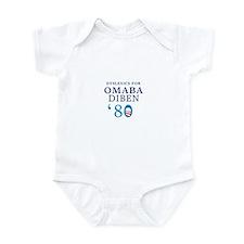 Dyslexics for Obama Biden 08 Infant Bodysuit