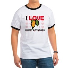 I Love Sweet Potatoes T