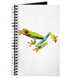 Red-Eyed Tree Frog Journal
