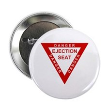 "EJECTION SEAT 2.25"" Button (10 pack)"