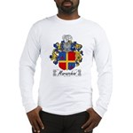 Maraschini Family Crest Long Sleeve T-Shirt