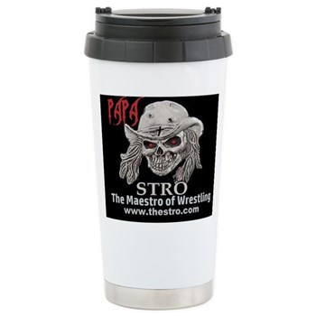 Stro Stainless Steel Travel Mug