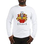 Marchesini Family Crest Long Sleeve T-Shirt