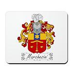 Marchesini Family Crest Mousepad