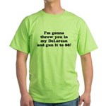 Gun It Green T-Shirt
