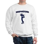 Kokopelli Birdwatcher Sweatshirt