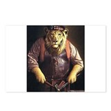 scottish lion shirt Postcards (Package of 8)