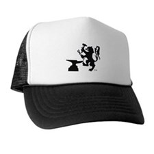 scottish lion shirt Trucker Hat