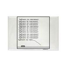 RECESS Rectangle Magnet (10 pack)