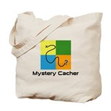 Mystery Cacher Tote Bag